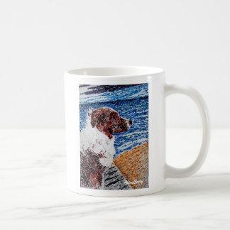 """""""Axiously Awaiting Aussie"""" Coffee Mug"""
