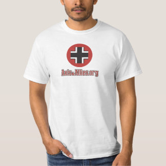 Axis & Allies .org Germany Roundel T-Shirt