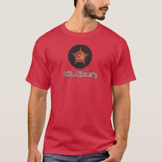 Axis & Allies .org Soviet Roundel Red T-Shirt