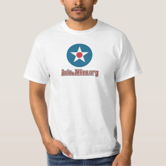 Axis & Allies .org USA Roundel T-Shirt