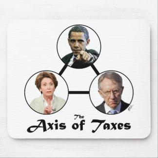 AXIS de los impuestos Mousepad Alfombrilla De Raton