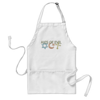 Axis of Evil Apron
