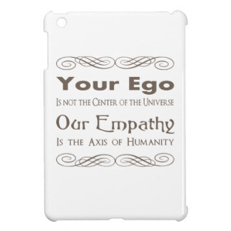 Axis of humanity case for the iPad mini