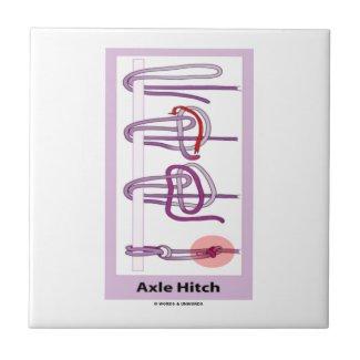 Axle Hitch Ceramic Tiles