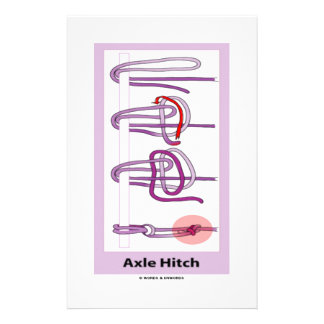 Axle Hitch Stationery