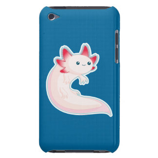 Axolotl Barely There iPod Cover