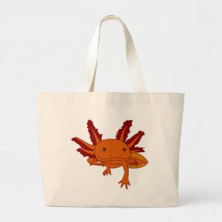 Axolotl cookie bag