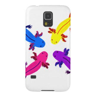 Axolotl de Arriba Carcasa Galaxy S5