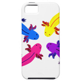 Axolotl from above iPhone SE/5/5s case