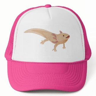 Axolotl Hat hat