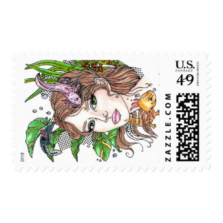 axolotl love stamp