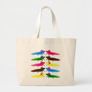 Axolotl sample bags