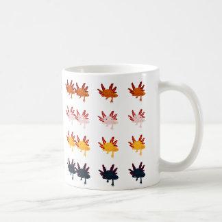 Axolotl sample coffee mug