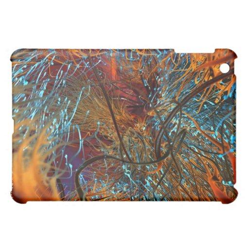 Axonal Speck Case (iPad) Case For The iPad Mini