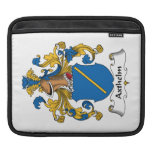 Axthelm Family Crest Sleeve For iPads