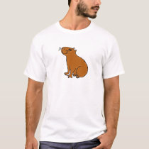 AY- Capybara Art Shirt