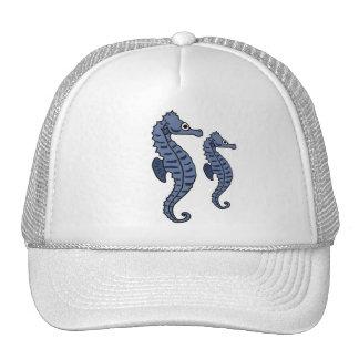 AY- Cartoon Sea horses Hat