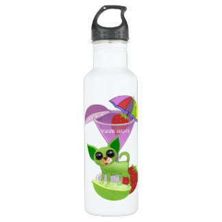 Ay Chihuahua Adventure Canteen Stainless Steel Water Bottle