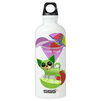 Ay Chihuahua Adventure Canteen Water Bottle