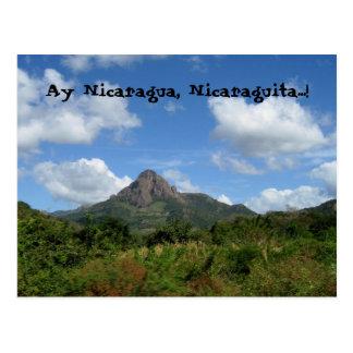 Ay Nicaragua, Nicaraguita...! Postcard