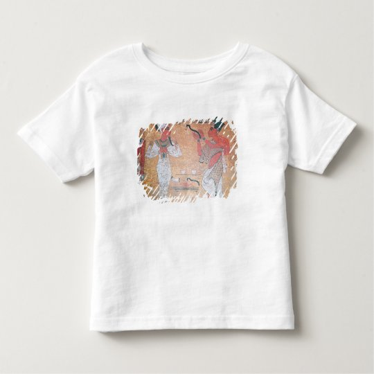 Ay performing the opening of the mouth ceremony toddler t-shirt