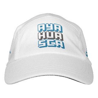 AYAHUASCA - I Love DMT & Shamanic Ceremonies, Blue Headsweats Hat