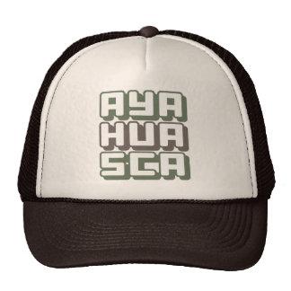 AYAHUASCA - I Love DMT & Shamanic Ceremonies, Camo Trucker Hat
