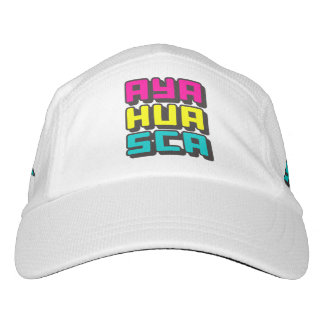 AYAHUASCA - I Love DMT & Shamanic Ceremonies, Loud Headsweats Hat