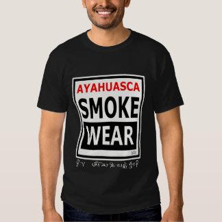 AYAHUASCA SMOKE WEAR VISION DMT SPIRITUAL GRAFFITI DRESSES