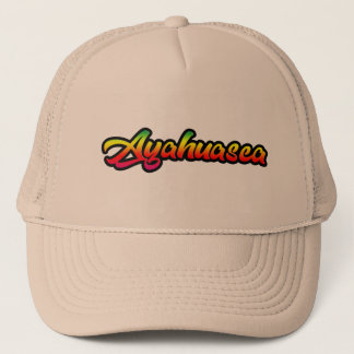 ayahuasca trucker hat