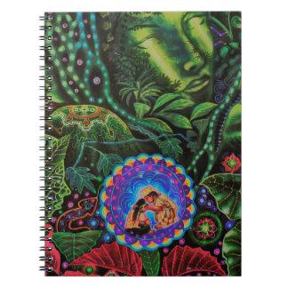 Ayahuasca Vision Libretas