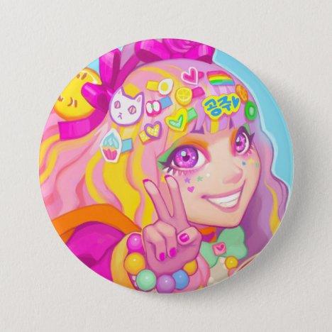 Ayako Button