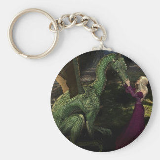 Ayana and the Dragon Keychain