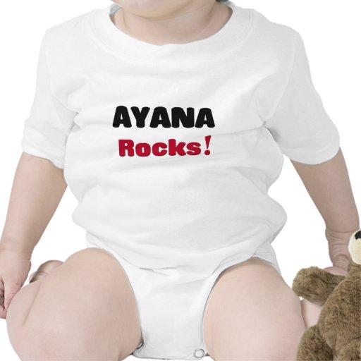 Ayana Rocks T-shirts