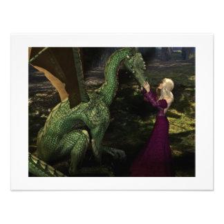 Ayana y el dragón anuncios personalizados