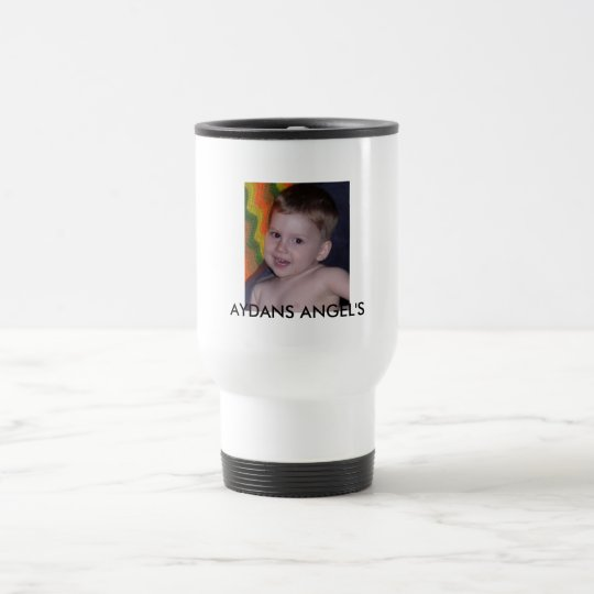 AYDANS ANGEL'S TRAVEL MUG