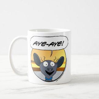 Aye-Aye! Coffee Mug