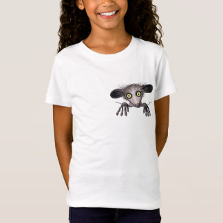 Aye Aye Lemur Baby Pocket T-Shirt