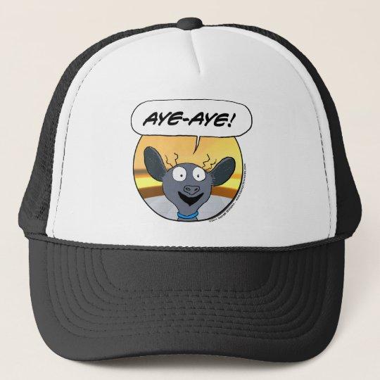 Aye-Aye! Trucker Hat