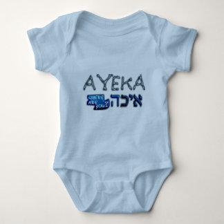 Ayeka.png Baby Bodysuit