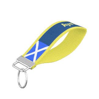 Aye'll Be Back Scottish Independence Keychain