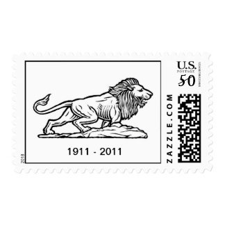 Ayer Lion Postage