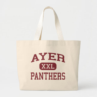 Ayer - Panthers - Middle - Ayer Massachusetts Bags
