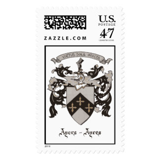 Ayers-Ayres Postage