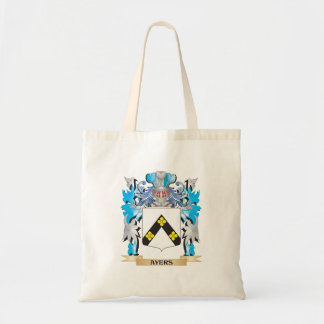 Ayers Coat Of Arms Canvas Bags