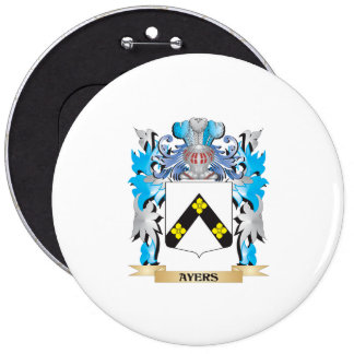 Ayers Coat Of Arms Pins