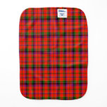 Ayers Scottish Family Tartan Burp Cloth