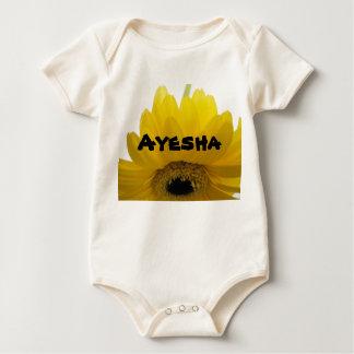 Ayesha Baby Bodysuit