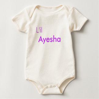 Ayesha Body Para Bebé