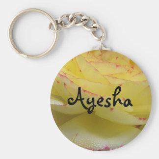 Ayesha Llaveros Personalizados